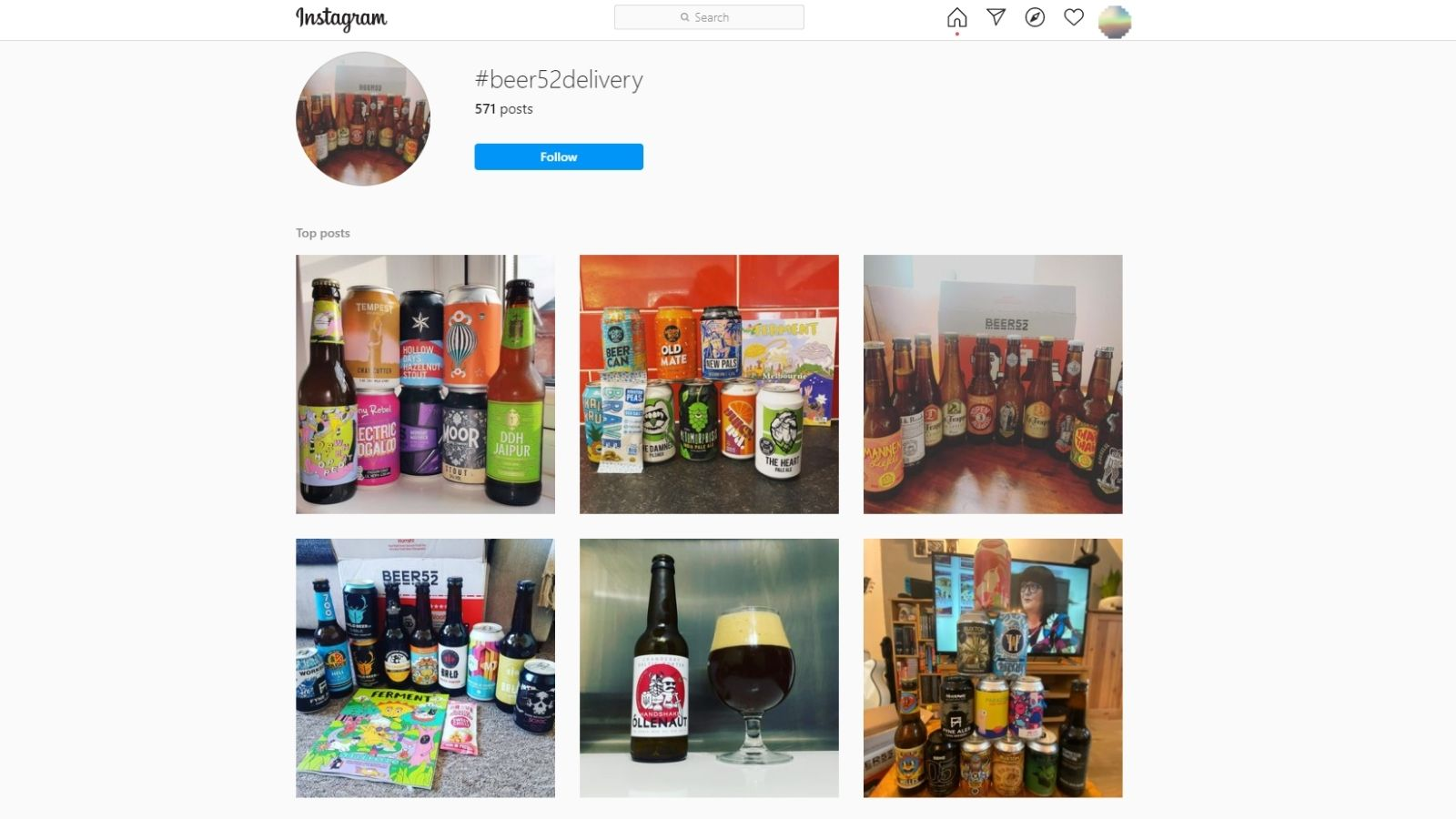 How Subscription Brands Can Reduce Post-Pandemic Customer Churn Beer52 Instagram Community